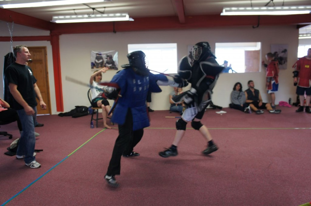 Stick Fighting Competition (@ SKJ Martial Arts Leicester